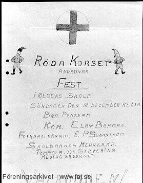 Offerdalskretsen av Svenska Röda Korset, odaterad